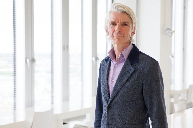 Maarten Kraneveld, Manager Kennis & Ontwikkeling. Foto: Jorrit 't Hoen