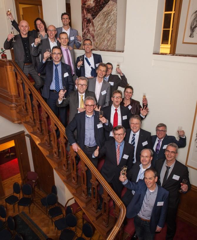 Deelnemers Kernprogramma 2012 - 2014. Foto: Jorrit 't Hoen