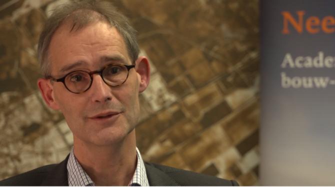 Eric Smulder, projectmanager Maaswerken, Rijkswaterstaat