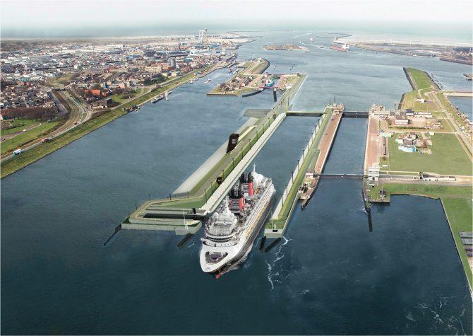 Grote Zeesluis IJmuiden